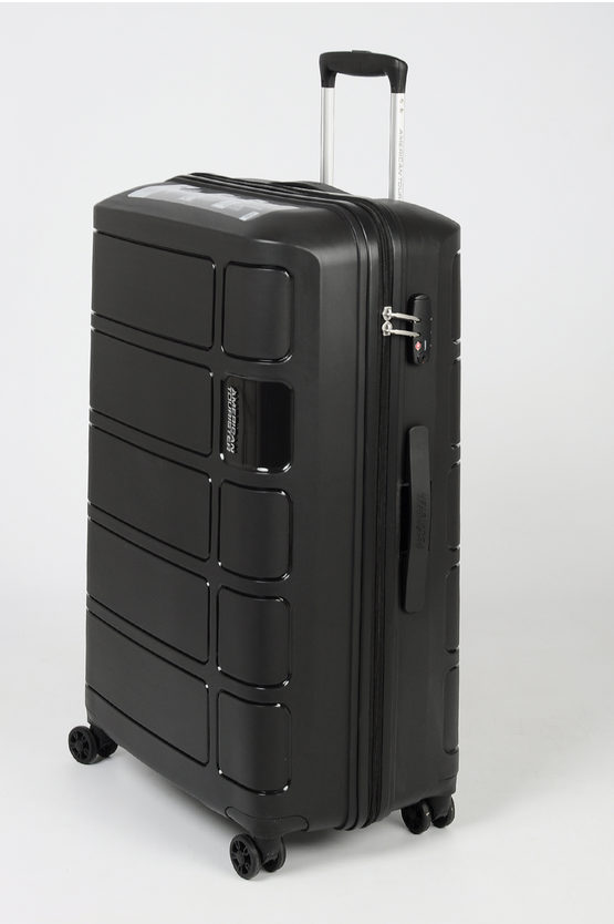 SUMMER SPLASH Trolley Grande 77cm 4R Nero