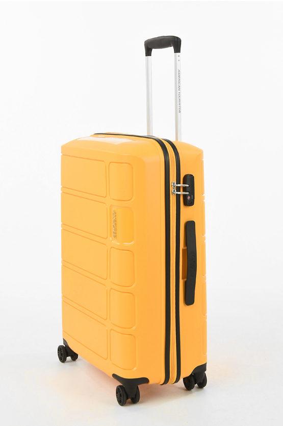 SUMMER SPLASH Trolley Medio 67cm 4R Giallo