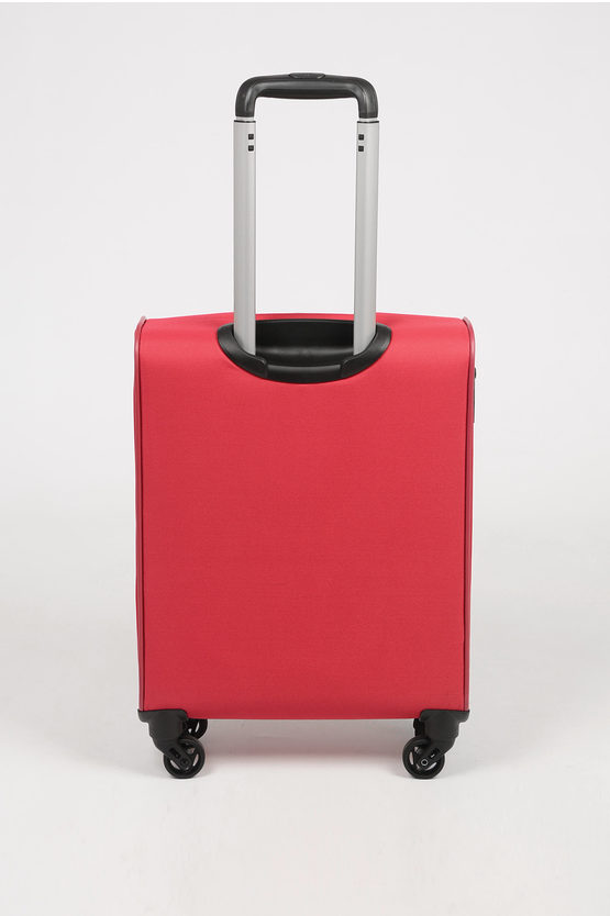 THUNDER Cabin Trolley 55cm 4W Expandable Red