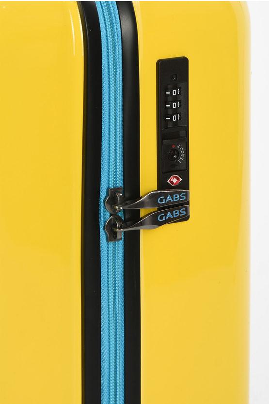 Trolley Cabina 55cm 4R Giallo