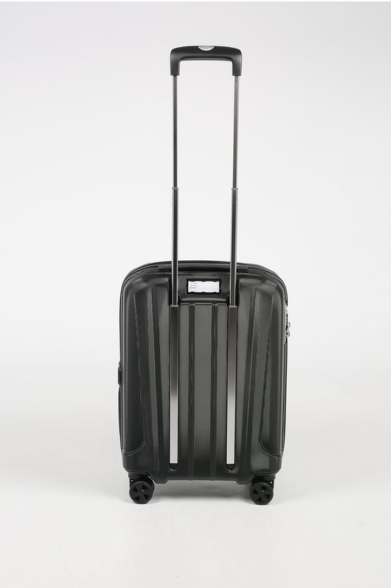 UNICA Cabin Trolley 55cm 4W Black