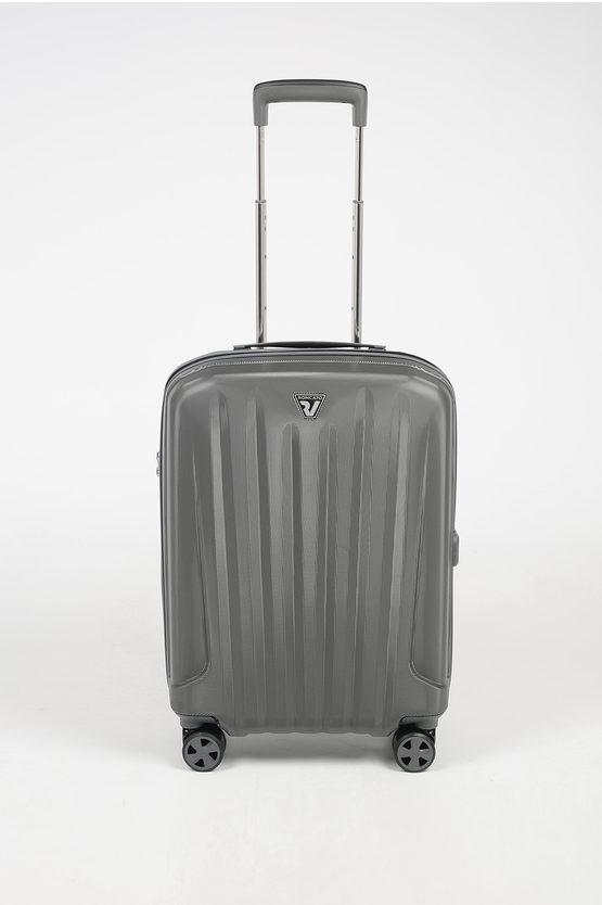 UNICA Cabin Trolley 55cm 4W Grey