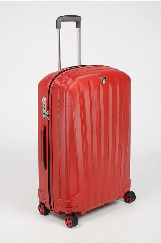 UNICA Medium Trolley 72cm 4w Red