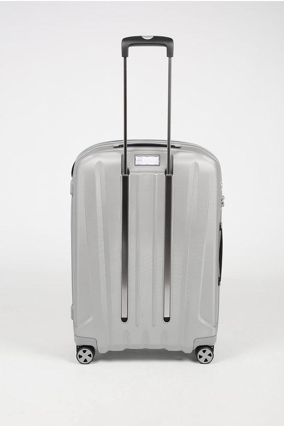 UNICA Medium Trolley 72cm 4W Silver
