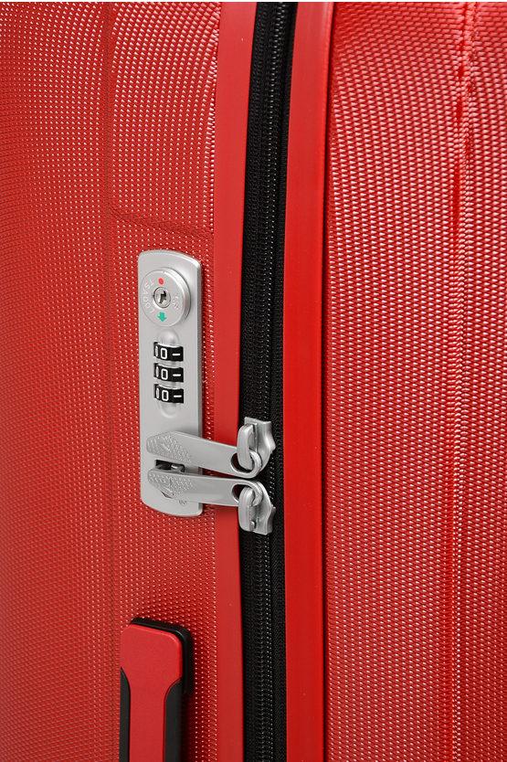 UNICA Trolley Grande 80cm 4R Rubino