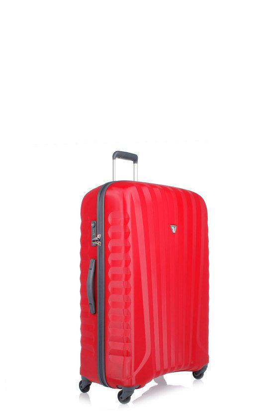 UNO Trolley Grande 78cm 4R Grigio/Rosso
