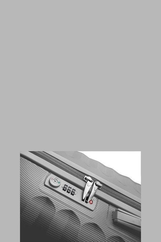 UNO ZSL PREMIUM Trolley Grande 76cm 4R Argento