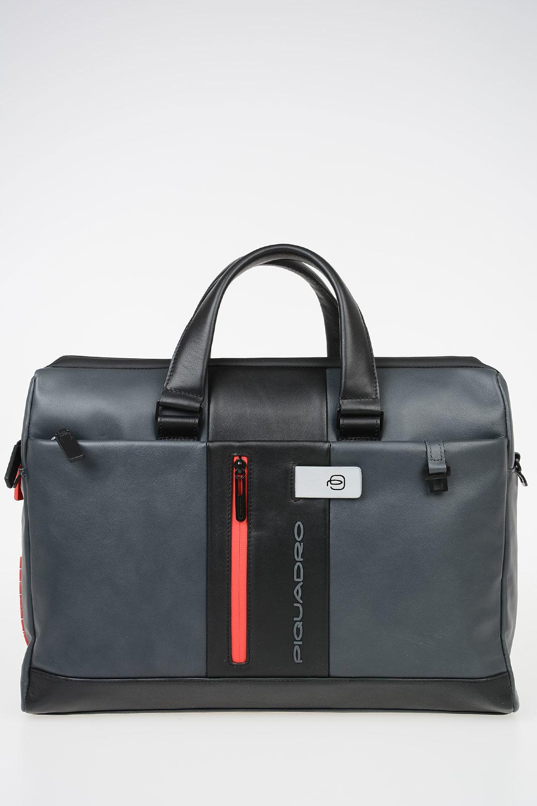 3db76f5ee5 URBAN Cartella in Pelle iPad® Grigio Piquadro uomo - Cuoieria Shop ...