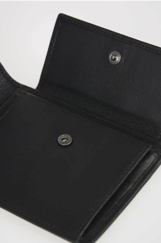 URBAN Leather Wallet Black
