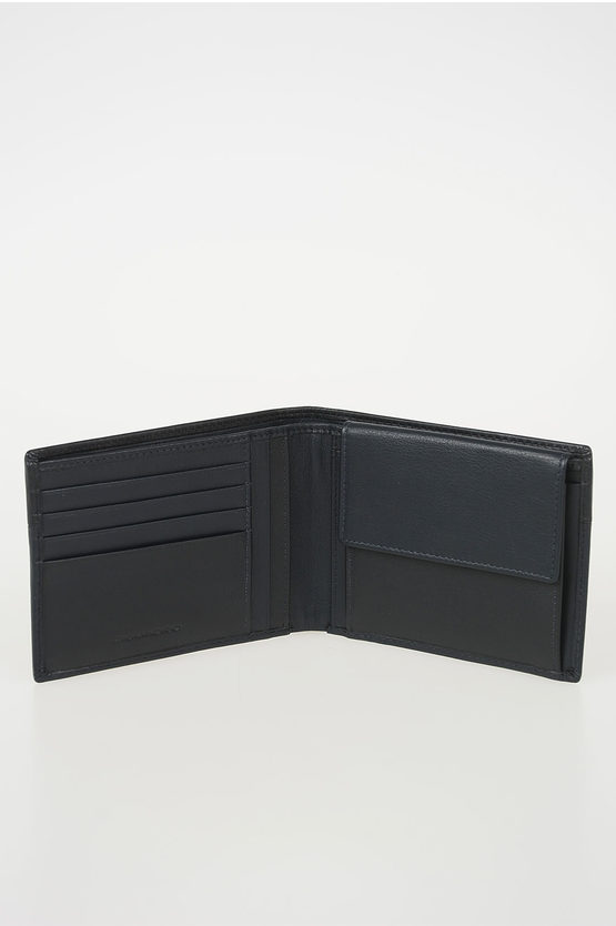 URBAN Leather Wallet Blue