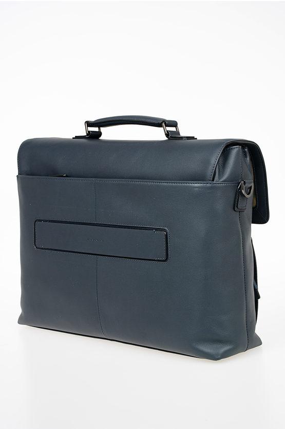VANGUARD Business Document Notebook Bag Blue