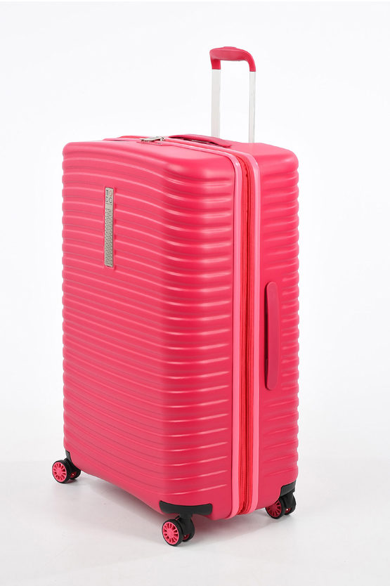 VEGA Large Trolley 76cm 4W Expandable Pink
