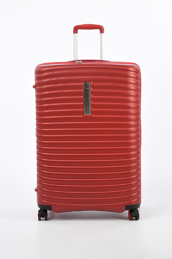 VEGA Large Trolley 76Cm 4W Expandable Red