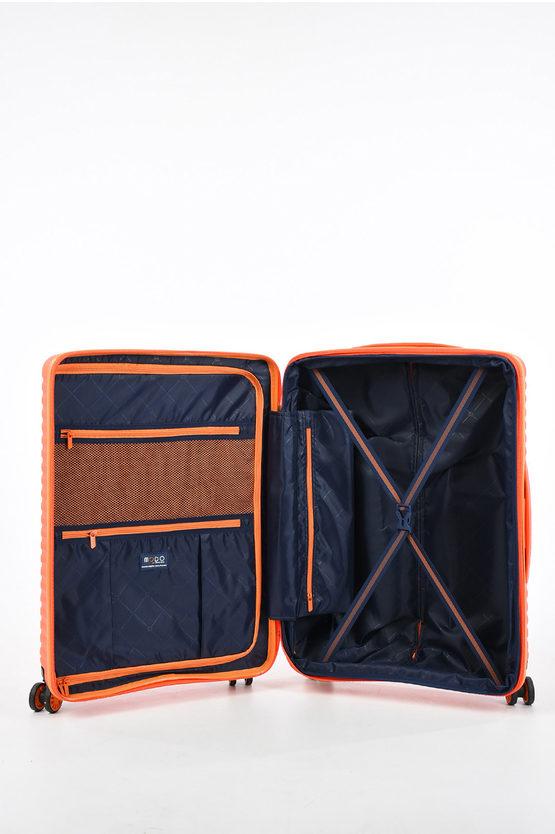 VEGA Medium Trolley 66cm 4W Expandable Orange