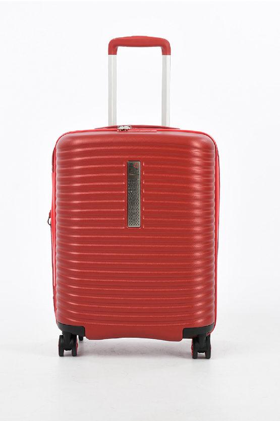 VEGA Trolley Cabina 55cm 4R Espandibile Rosso