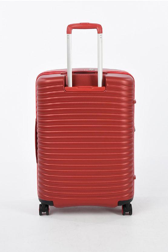 VEGA Trolley Medio 66cm 4R Espandibile Rosso