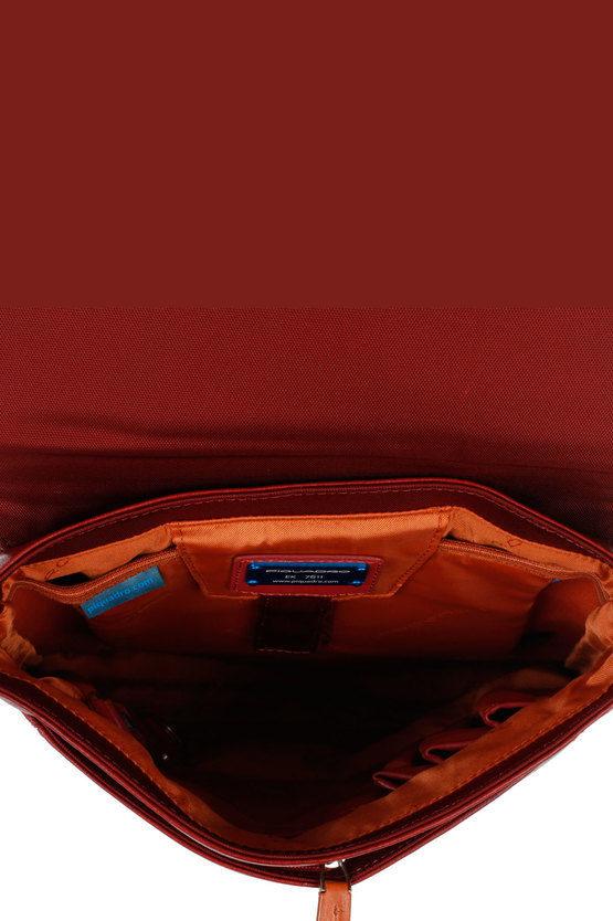 VIBE Borsello con Patta Rosso