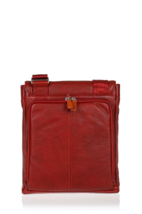 VIBE Crossbody Bag Red