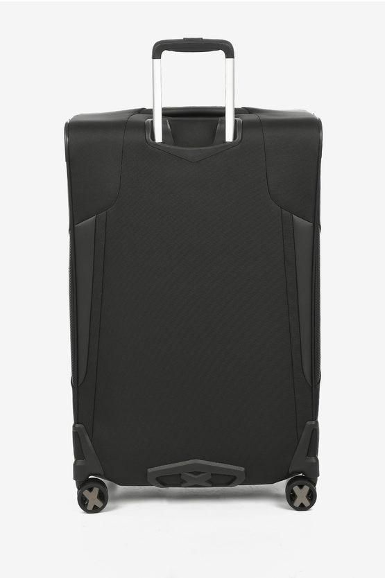 X'BLADE 4.0 Large Trolley 78cm 4W Expandable Black