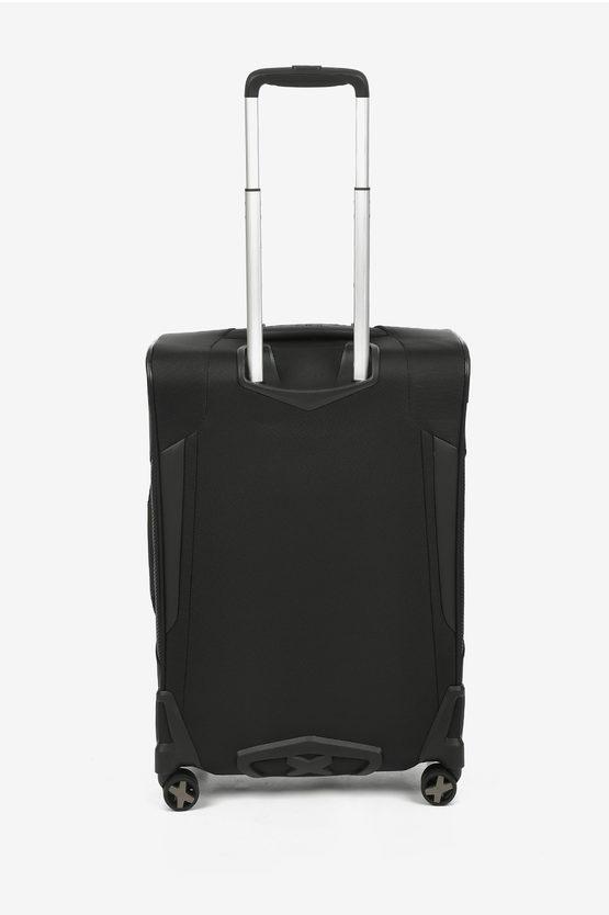 X'BLADE 4.0 Medium Trolley 63cm 4W Expandable Black
