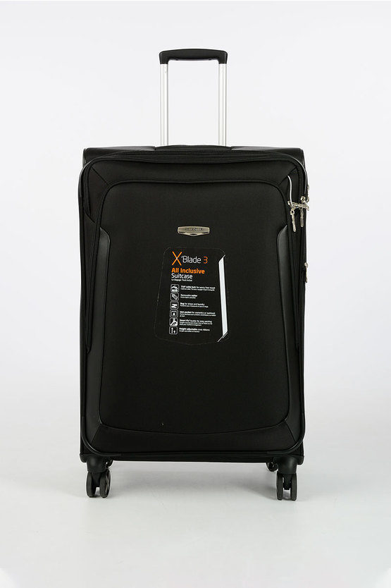 X BLADE 3.0 Trolley Large Soft Spinner 4R 78cm EXP Black