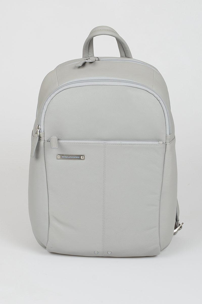 d4a8210ffe X2 Zaino porta PC/iPad Grigio Piquadro uomo - Cuoieria Shop On-line