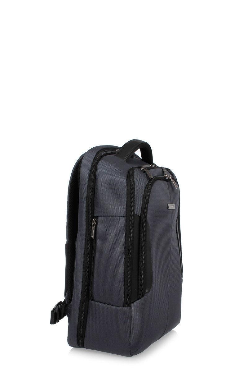Laptop,Nylon Samsonite Business Backpack PREMIER 2 Black Bag 12.5X17.5X6.3inch
