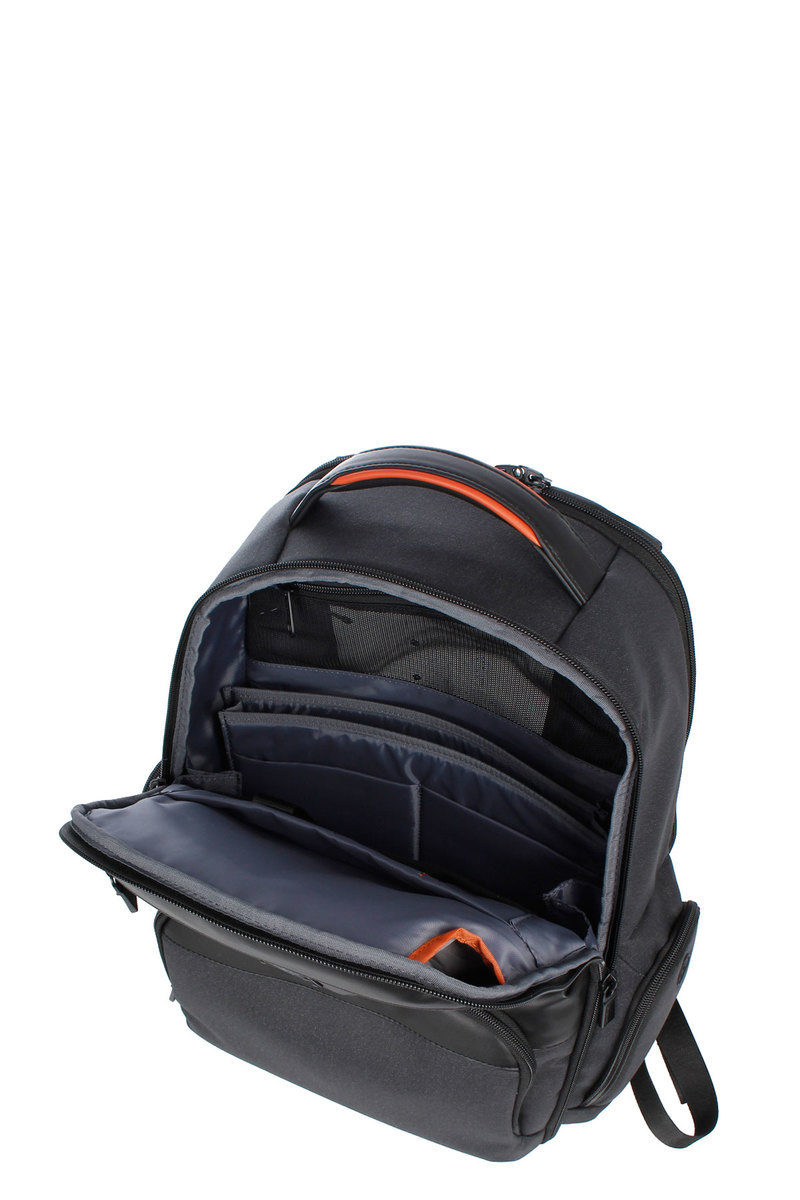 9386d70b2c ZENITH Zaino Business porta PC 15.6'' Nero Samsonite uomo - Cuoieria ...