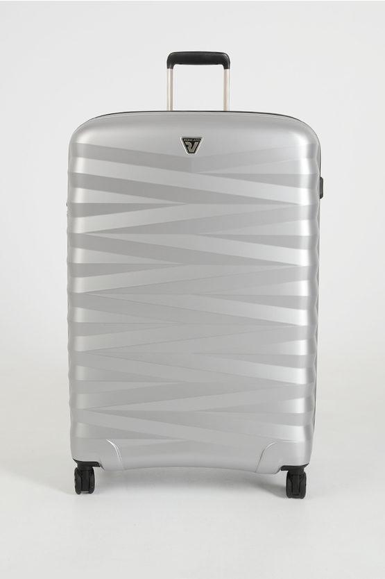 ZETA Large Trolley 4W Silver