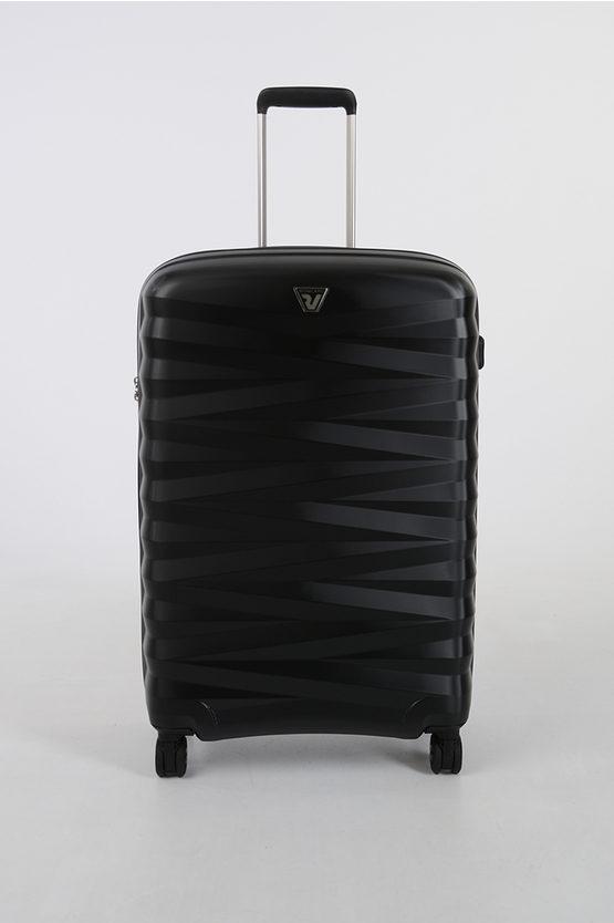 ZETA Medium Trolley 4W Black
