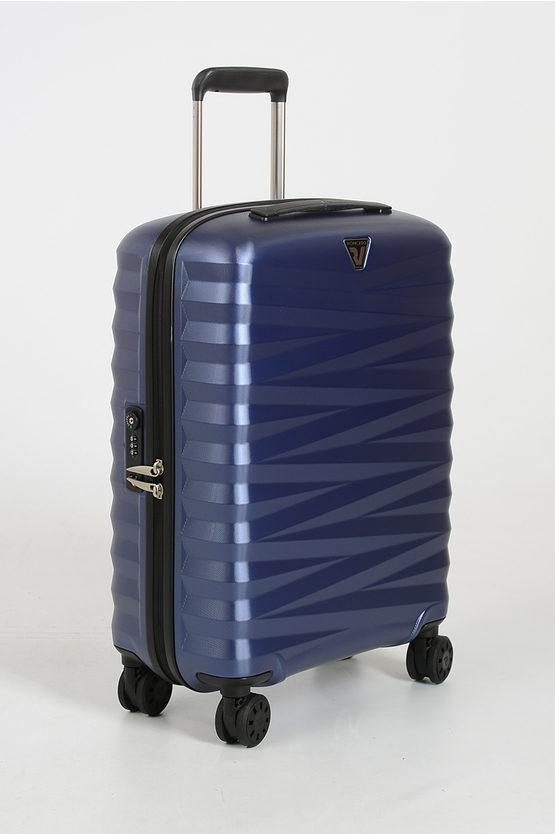 ZETA Trolley Cabina 55cm 4R Blu