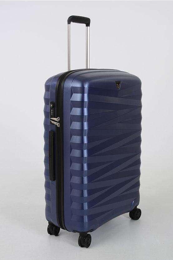 ZETA Trolley Medio 4R Blu