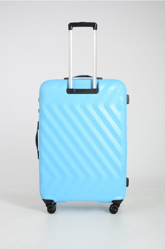 ZIGGZAGG Trolley Grande 77cm 4R Spring Blue